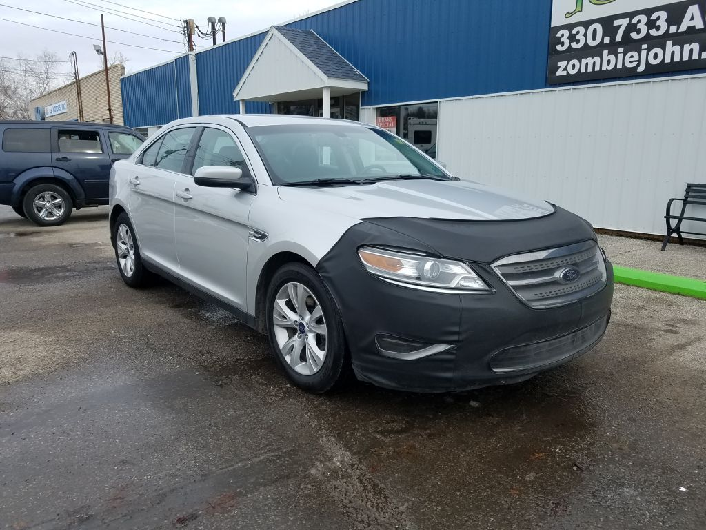 2011 FORD TAURUS SEL for sale at