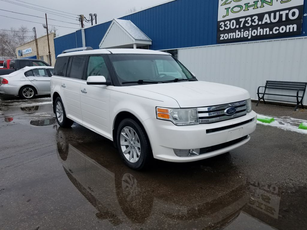 2010 FORD FLEX SEL for sale at