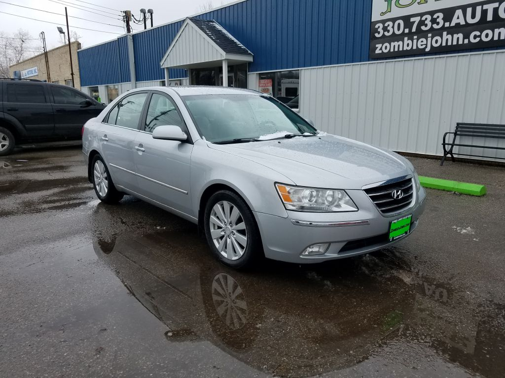 2009 HYUNDAI SONATA SE for sale at