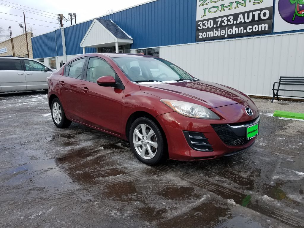 2010 MAZDA 3 I for sale at
