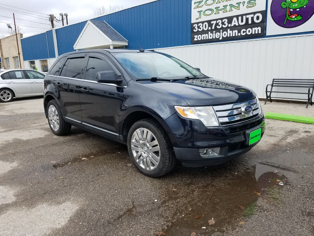 2008 FORD EDGE LIMITED for sale at