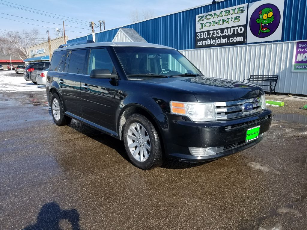 2009 FORD FLEX SEL for sale at