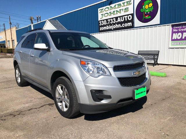 2014 CHEVROLET EQUINOX LT for sale at