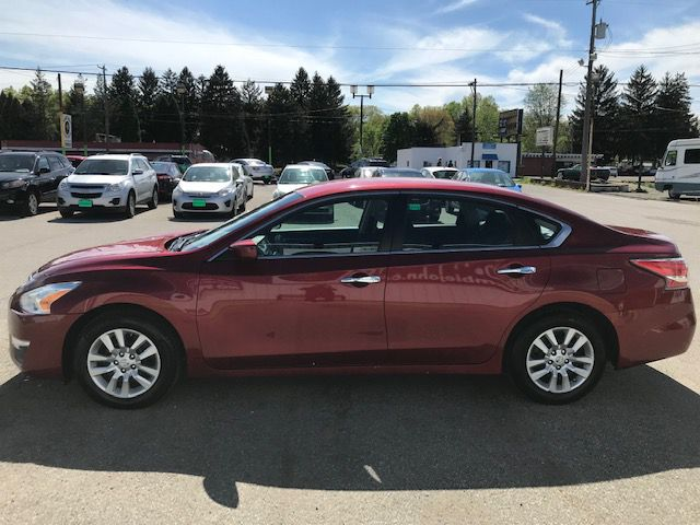 2015 NISSAN ALTIMA 2.5 S for sale at Zombie Johns