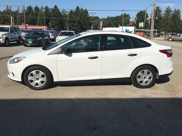 2012 FORD FOCUS S for sale at Zombie Johns