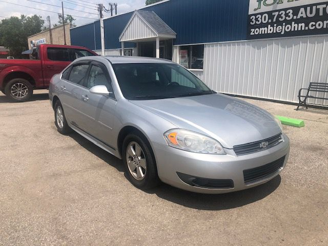 2011 CHEVROLET IMPALA LT for sale at Zombie Johns