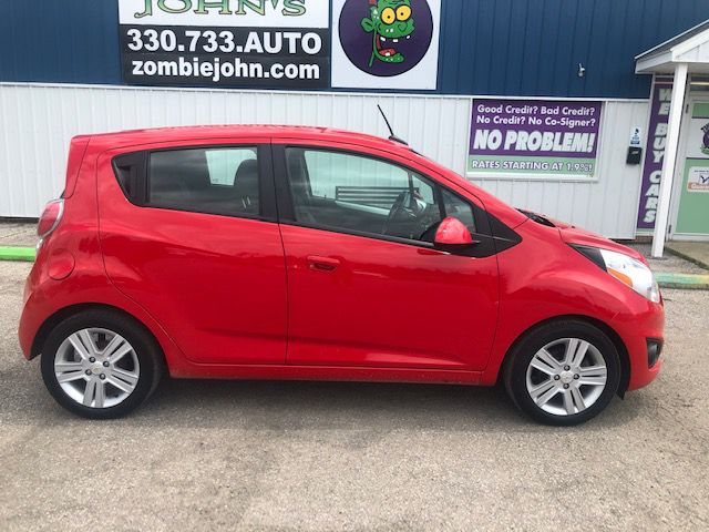 2014 CHEVROLET SPARK LS for sale at Zombie Johns
