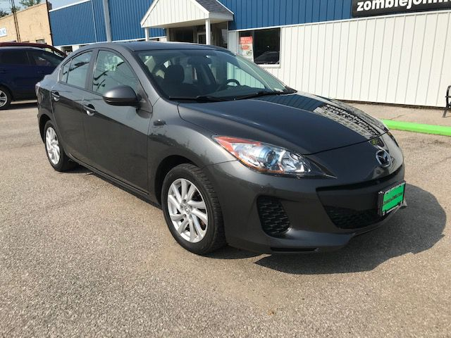 2012 MAZDA 3 I for sale at Zombie Johns