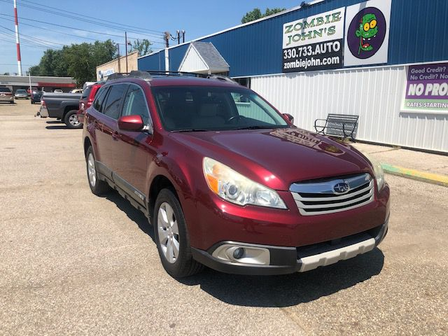 2011 SUBARU OUTBACK 2.5I LIMITED for sale at Zombie Johns