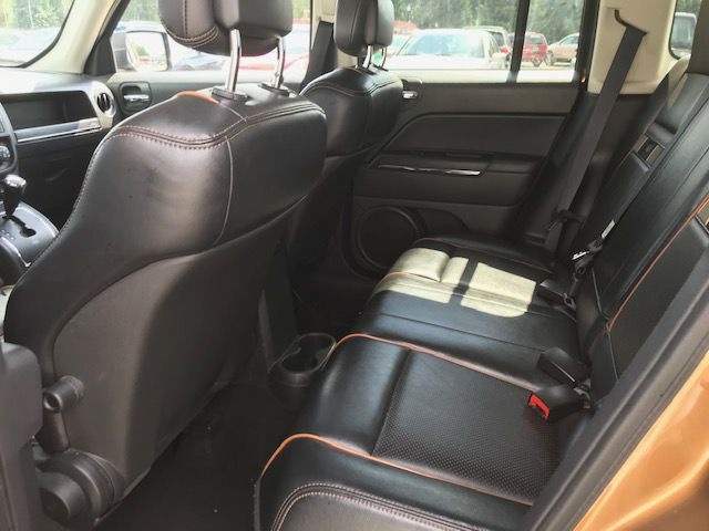 2011 JEEP PATRIOT LATITUDE for sale at Zombie Johns