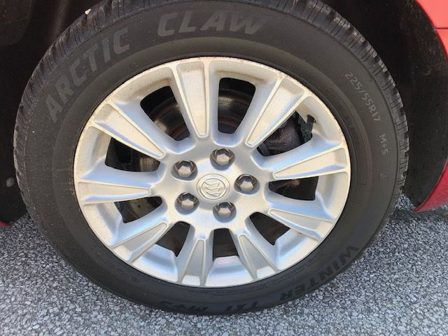 2012 BUICK LACROSSE  for sale at Zombie Johns