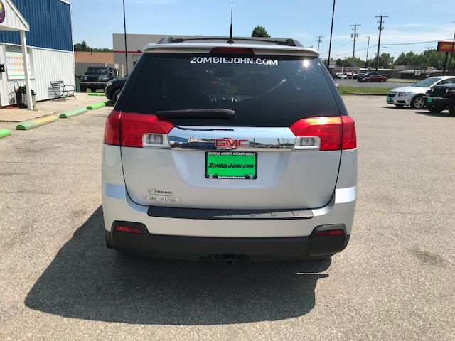 2011 GMC TERRAIN SLE for sale at Zombie Johns