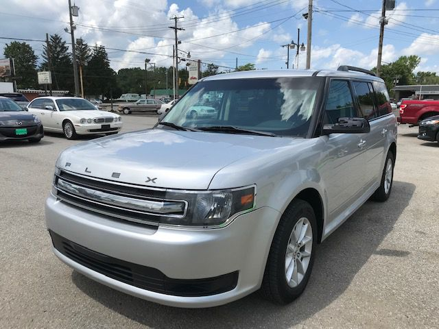 2014 FORD FLEX SE for sale at Zombie Johns