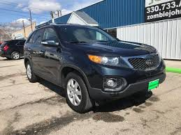 2012 KIA SORENTO LX for sale at Zombie Johns