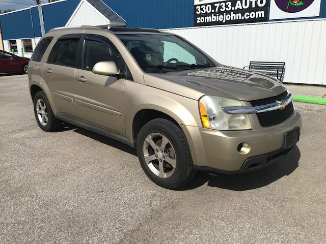 2007 CHEVROLET EQUINOX LT for sale at Zombie Johns