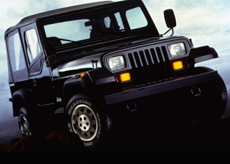 1987 JEEP WRANGLER 2BCCL811XHB507235 TK HUGHES AUTO SALES, INC