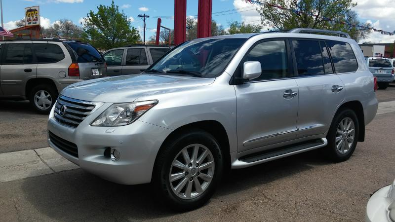2009 LEXUS LX JTJHY00W794021074 IMPORT PLUS, LLC