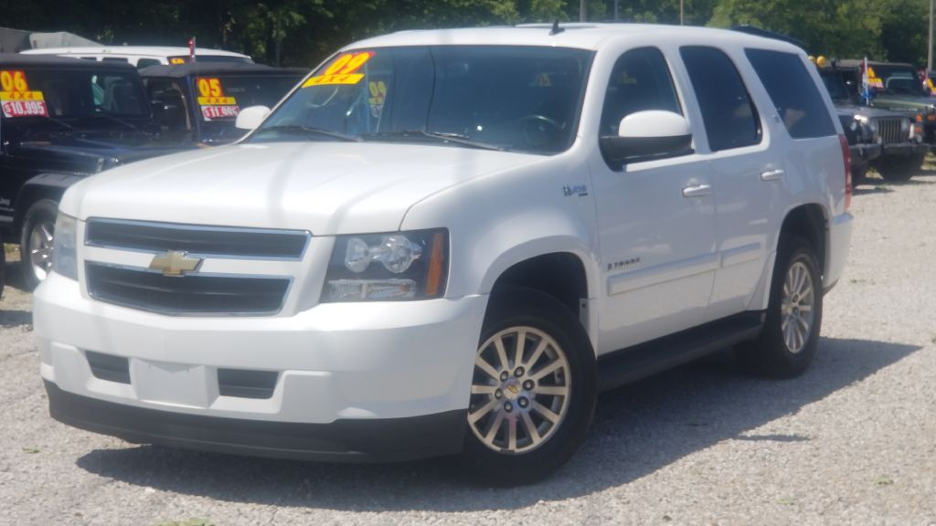 2009 CHEVROLET TAHOE 1GNFK13539R104693 NICE AUTO GROUP LLC