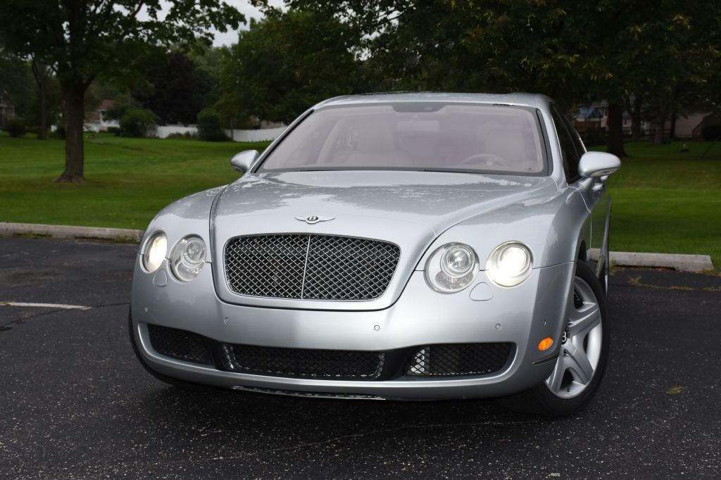 2006 BENTLEY CONTINENTAL SCBBR53W86C032247 DREAM CAR CHICAGO, INC.