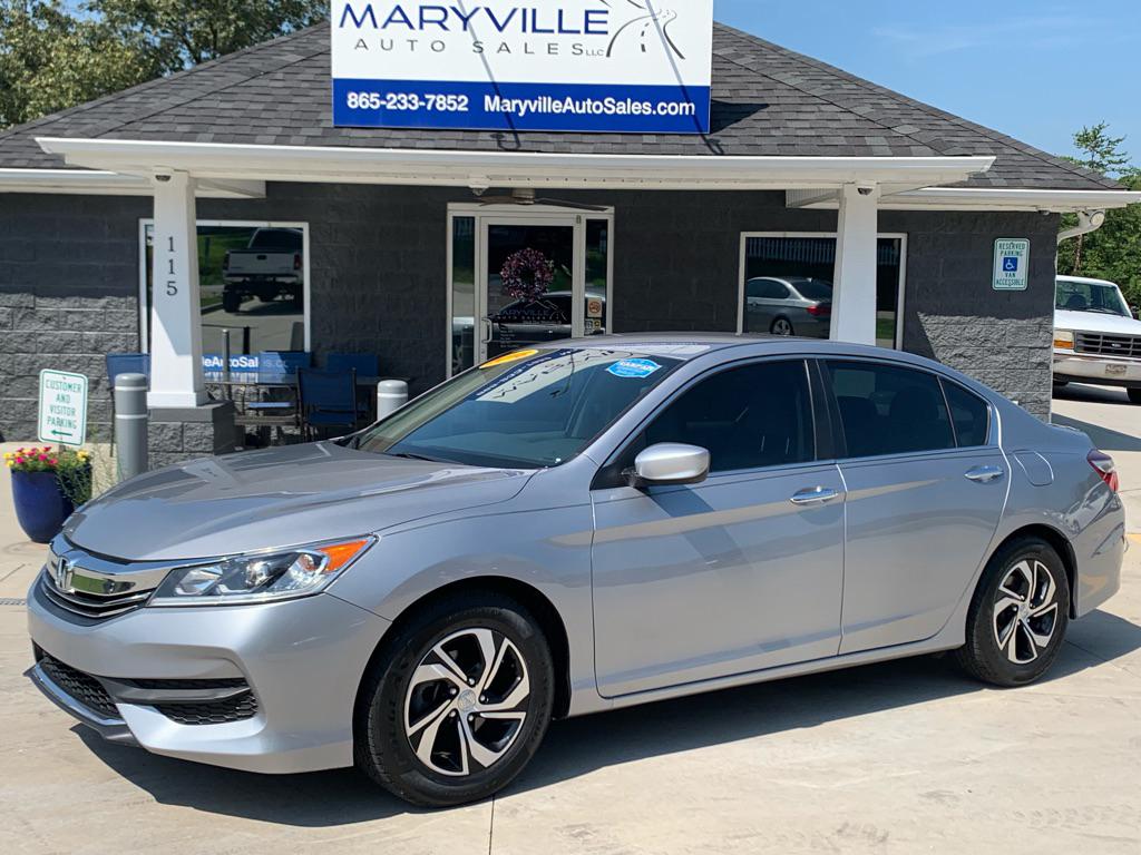 Maryville Auto Sales >> 2016 Honda Accord In Maryville Tn At Maryville Auto Sales Llc
