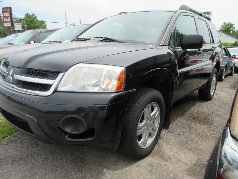 2007 MITSUBISHI ENDEAVOR LS Air Conditioning Power Windows Power Locks Power Steering Tilt Whe