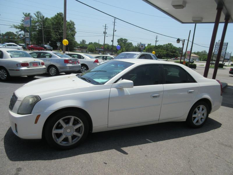2005 CADILLAC CTS HI FEATURE V6 Air Conditioning Power Windows Power Locks Power Steering Tilt
