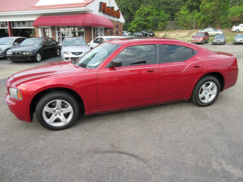 2008 DODGE CHARGER SXT Air Conditioning Power Windows Power Locks Power Steering Tilt Wheel A