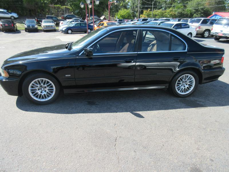 2003 BMW 530 I AUTOMATIC Air Conditioning Standard Power WindowsLocks Standard Power Steering