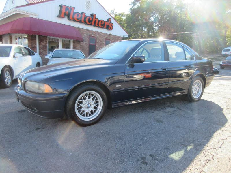 2001 BMW 525 I AUTOMATIC Air Conditioning Power Windows Power Locks Power Steering Tilt Wheel