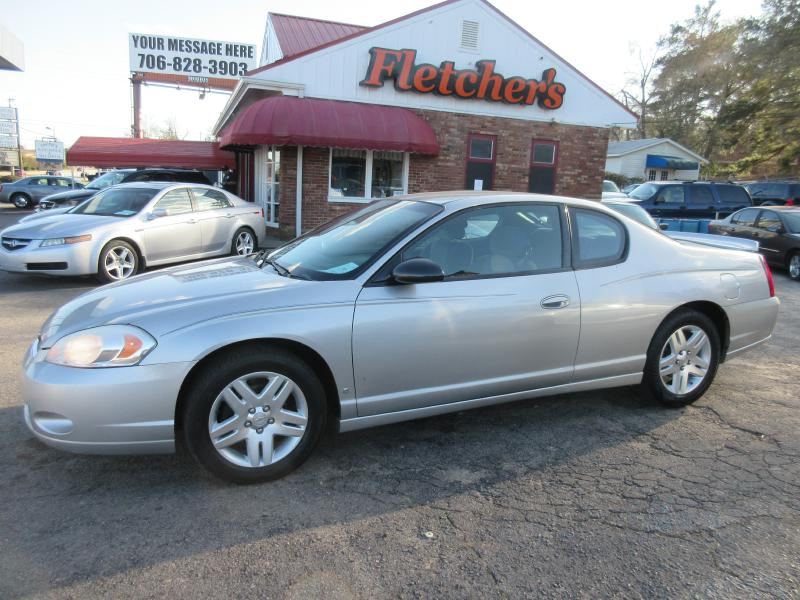 2007 CHEVROLET MONTE CARLO LT Air Conditioning Power Windows Power Locks Power Steering Tilt W