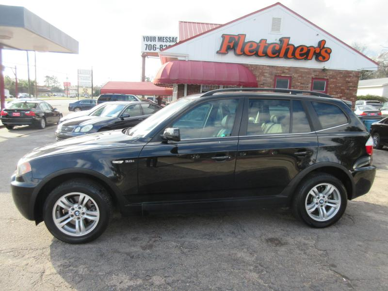 2006 BMW X3 30I Air Conditioning Power Windows Power Locks Power Steering Tilt Wheel AMFM C