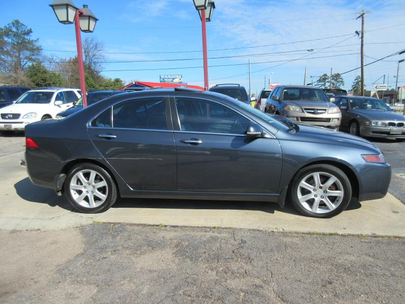 2004 ACURA TSX Air Conditioning Power Windows Power Locks Power Steering Tilt Wheel AMFM Cass