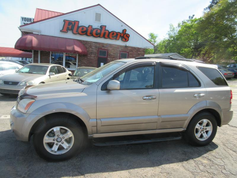 2005 KIA SORENTO EX Air Conditioning Power Windows Power Locks Power Steering Tilt Wheel AMF