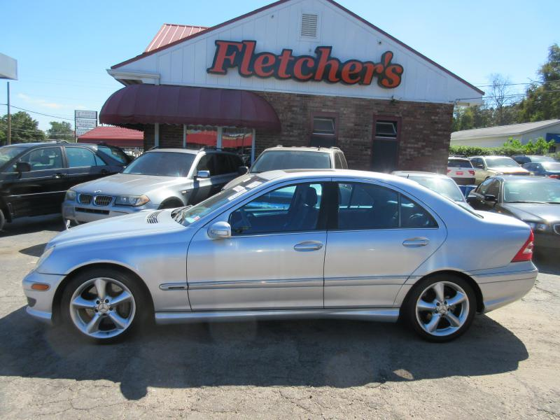 2006 Mercedes C 230 Air Conditioning Power Windows Power Locks Power Steering AMFM CD Daytime