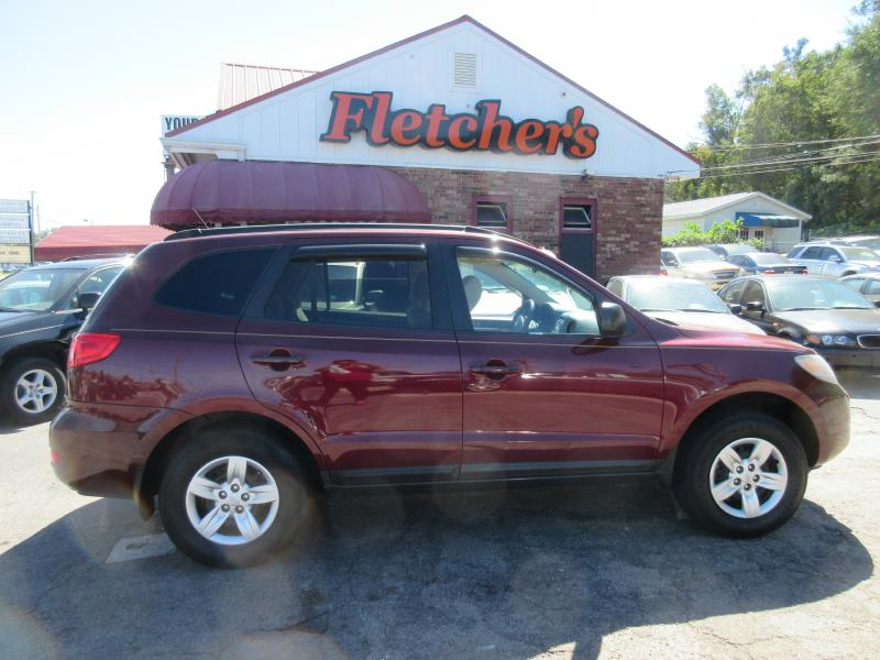 2009 HYUNDAI SANTA FE GLS Air Conditioning Power Windows Power Locks Power Steering Tilt Wheel