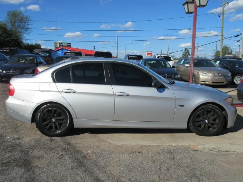 2007 BMW 328 I SULEV Air Conditioning Power Windows Power Locks Power Steering Tilt Wheel AM
