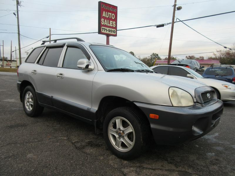2003 HYUNDAI SANTA FE GLS Air Conditioning Power Windows Power Locks Power Steering Tilt Wheel