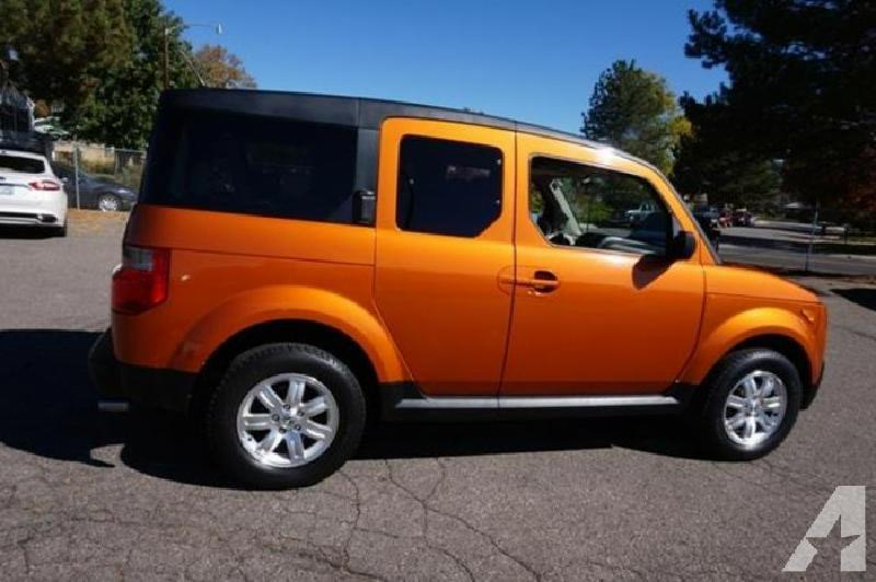 2003 HONDA ELEMENT EX Air Conditioning Power Windows Power Locks Power Steering Tilt Wheel AM