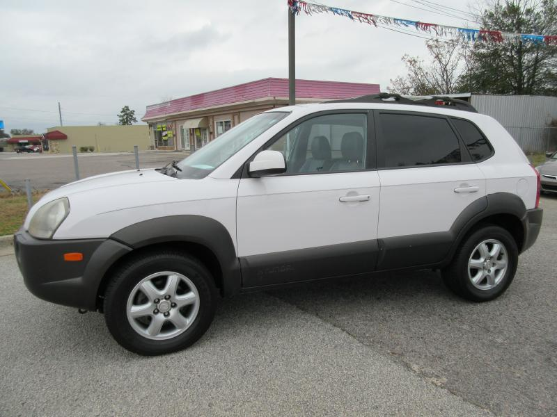 2005 HYUNDAI TUCSON GLS Air Conditioning Power Windows Power Locks Power Steering Tilt Wheel