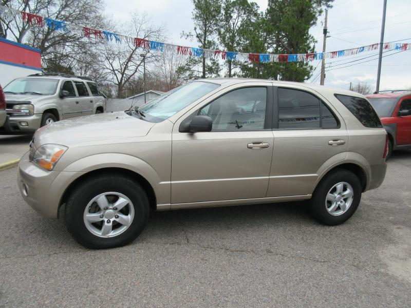 2007 KIA SORENTO LX Air Conditioning Power Windows Power Locks Power Steering Tilt Wheel AMF