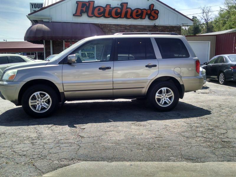 2003 HONDA PILOT EXL Air Conditioning Power Windows Power Locks Power Steering Tilt Wheel AM