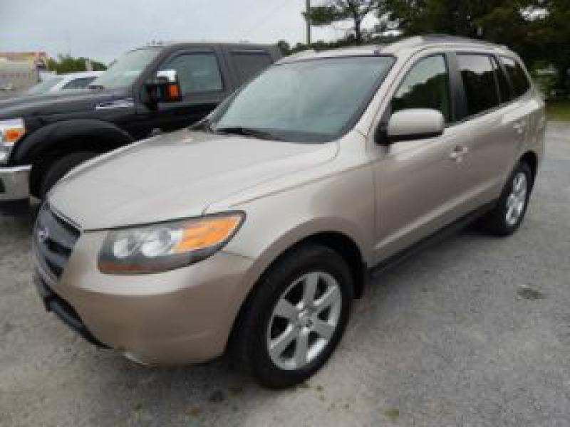 2007 HYUNDAI SANTA FE SE Air Conditioning Power Windows Power Locks Power Steering Tilt Wheel