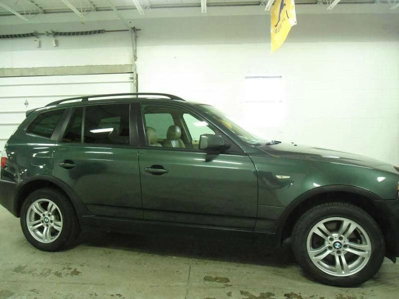2004 BMW X3 25I Air Conditioning Power Windows Power Locks Power Steering Tilt Wheel AMFM C