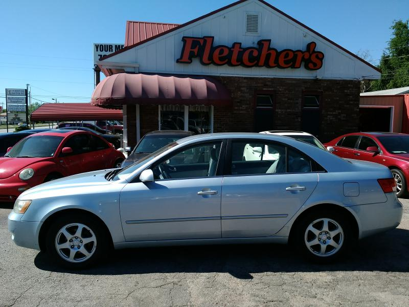 2006 HYUNDAI SONATA GLS Air Conditioning Power Windows Power Locks Power Steering Tilt Wheel