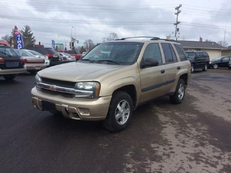 2005 CHEVROLET TRAILBLAZER EXT LS Air Conditioning Power Windows Power Locks Power Steering Ti