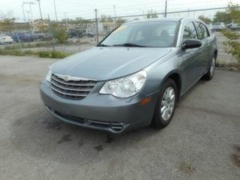 2010 CHRYSLER SEBRING TOURING Air Conditioning Power Windows Power Locks Power Steering Tilt W