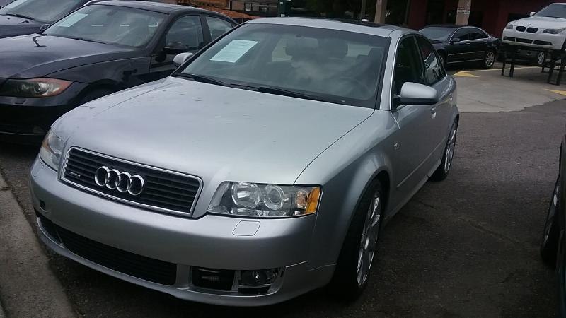 2004 AUDI A4 30 QUATTRO Air Conditioning Power Windows Power Locks Power Steering Tilt Wheel