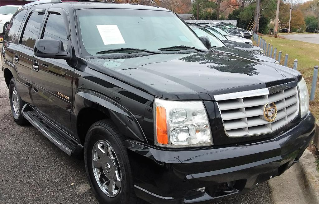 2006 CADILLAC ESCALADE LUXURY Air Conditioning Power Windows Power Locks Power Steering Tilt W