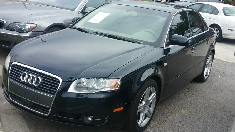2007 AUDI A4 20T Air Conditioning Power Windows Power Locks Power Steering Tilt Wheel AMFM