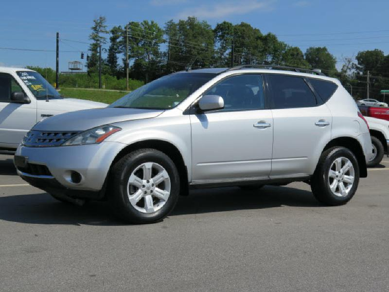 2007 NISSAN MURANO SL Air Conditioning Power Windows Power Locks Power Steering Tilt Wheel AM